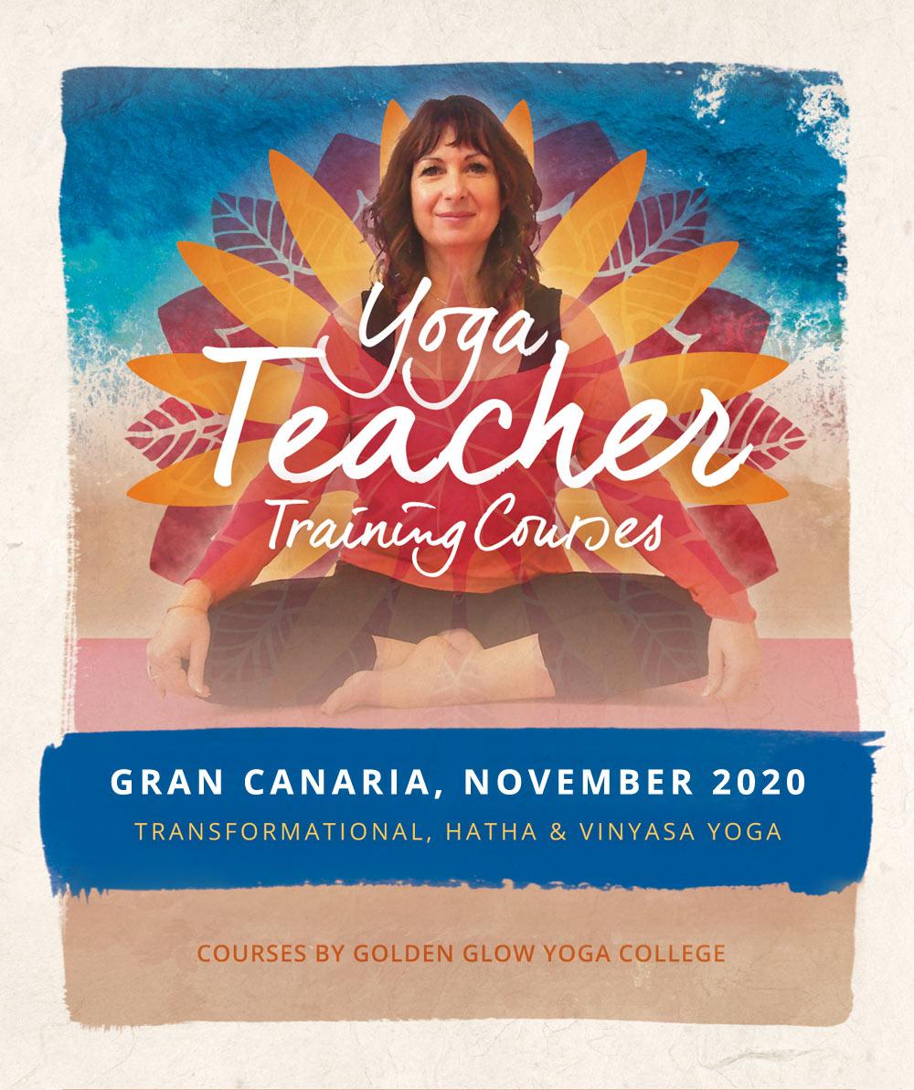 Yoga Teacher Training, Gran Canaria, October 2019